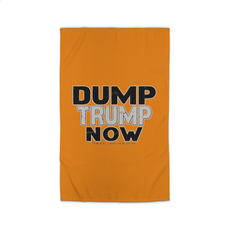 Dump Trump Now Shirts Stickers n More Home Rug by Leading Artist Shop