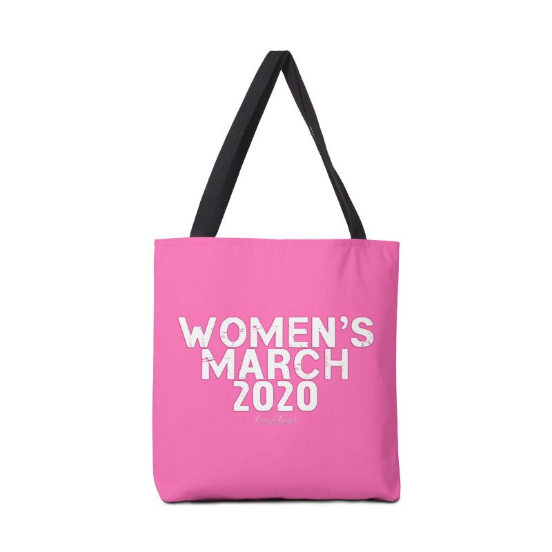 Women's March 2020 Shirts Hoodies n More Accessories Tote Bag Bag by Leading Artist Shop