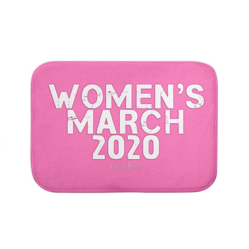 Women's March 2020 Shirts Hoodies n More Home Bath Mat by Leading Artist Shop