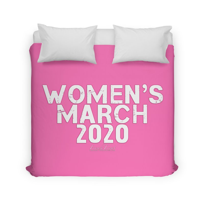Women's March 2020 Shirts Hoodies n More Home Duvet by Leading Artist Shop