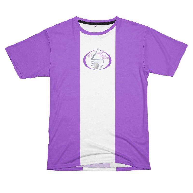 Lost Ball Club - Funny Golf Shirt Men's T-Shirt Cut & Sew by Leading Artist Shop