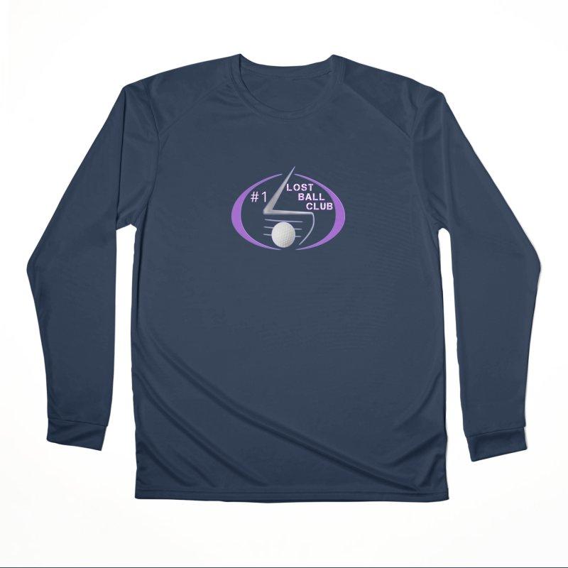 Lost Ball Club - Funny Golf Shirt Men's Performance Longsleeve T-Shirt by Leading Artist Shop