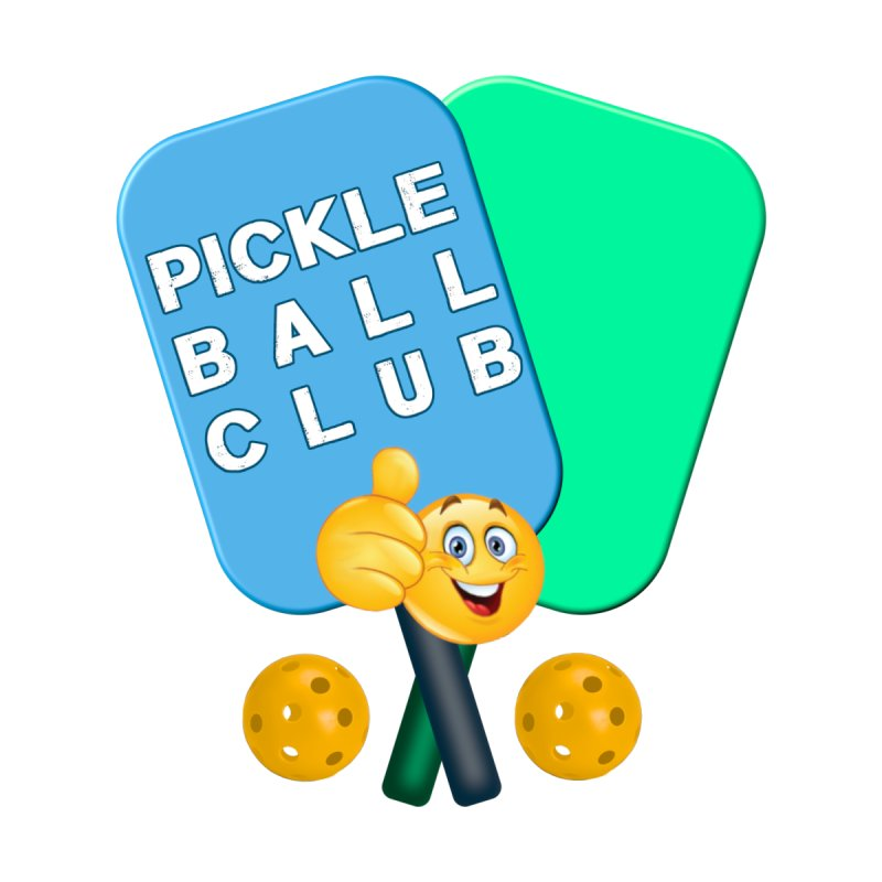 PickleBall Club by Leading Artist Shop