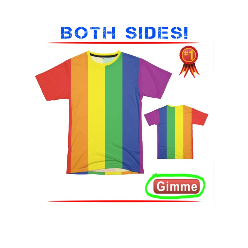 LTBG Shirt Rainbow Best Seller by Leading Artist Shop