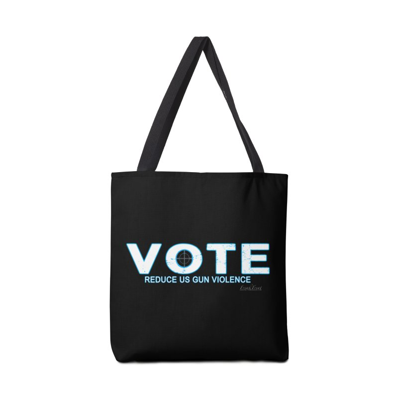 Vote To Reduce Gun Violence Accessories Tote Bag Bag by Leading Artist Shop