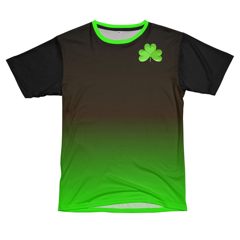 St Patricks Day Let Us Frolic Party Shirts n More Women's Unisex T-Shirt Cut & Sew by Leading Artist Shop