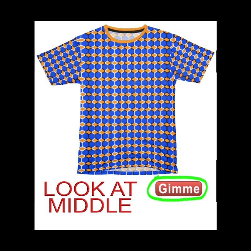 Optical Illusion Shirt by Leading Artist Shop