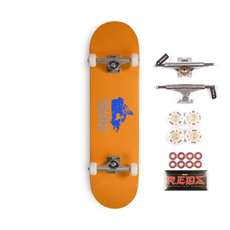 Americans Take Refuge Canada Accessories Complete - Pro Skateboard by Leading Artist Shop