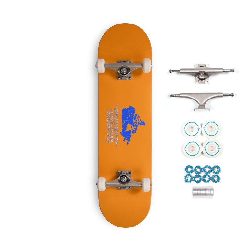 Americans Take Refuge Canada Accessories Complete - Basic Skateboard by Leading Artist Shop