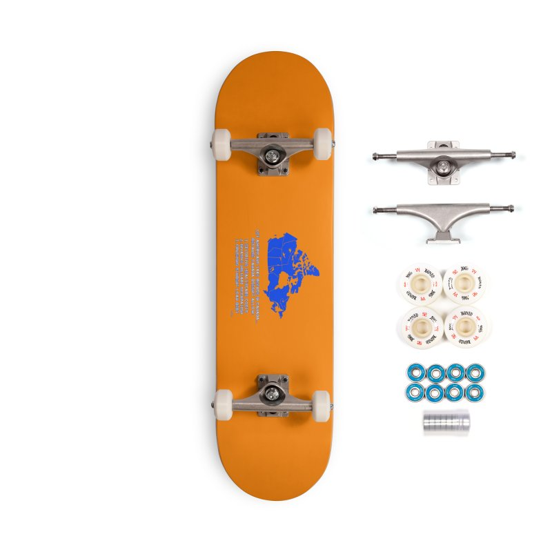 Americans Take Refuge Canada Accessories Complete - Premium Skateboard by Leading Artist Shop