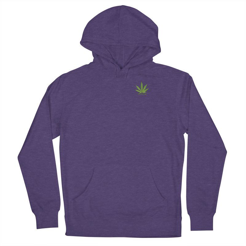 Yes Please Women's French Terry Pullover Hoody by Leading Artist Shop