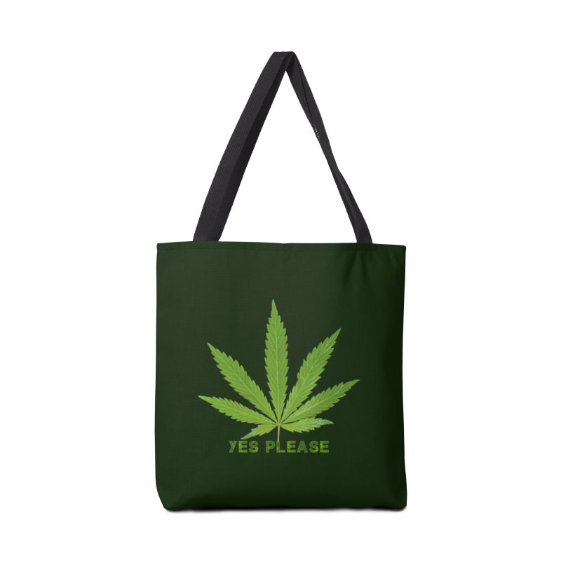 Yes Please Accessories Tote Bag Bag by Leading Artist Shop
