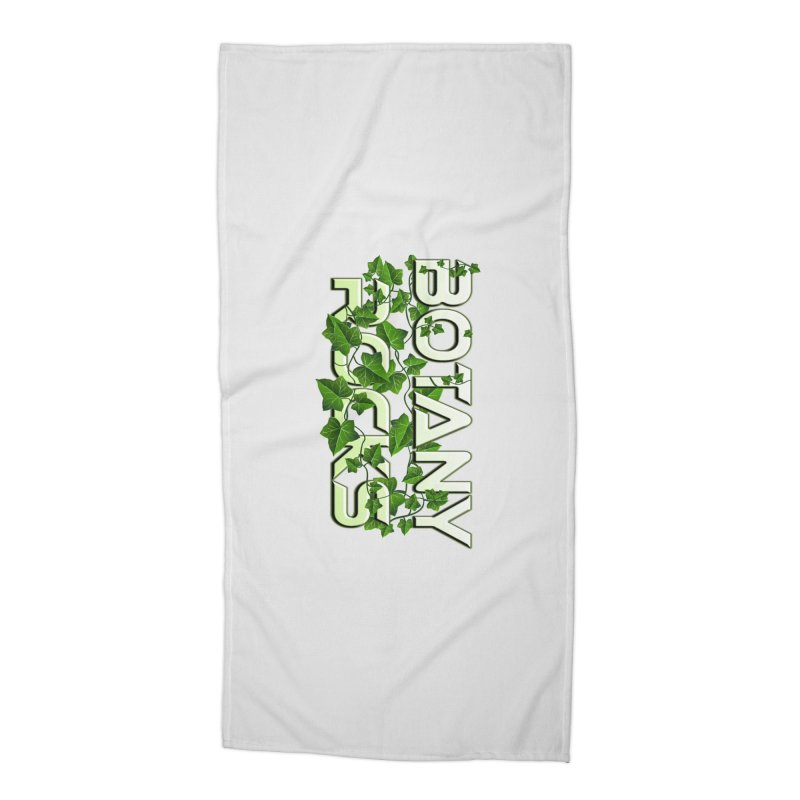Botany Rocks Accessories Beach Towel by Leading Artist Shop