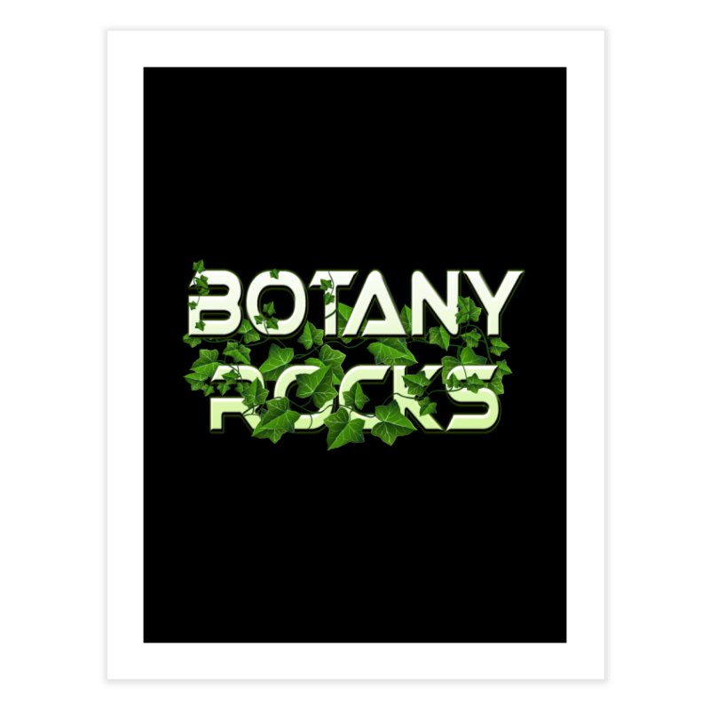 Botany Rocks Home Fine Art Print by Leading Artist Shop