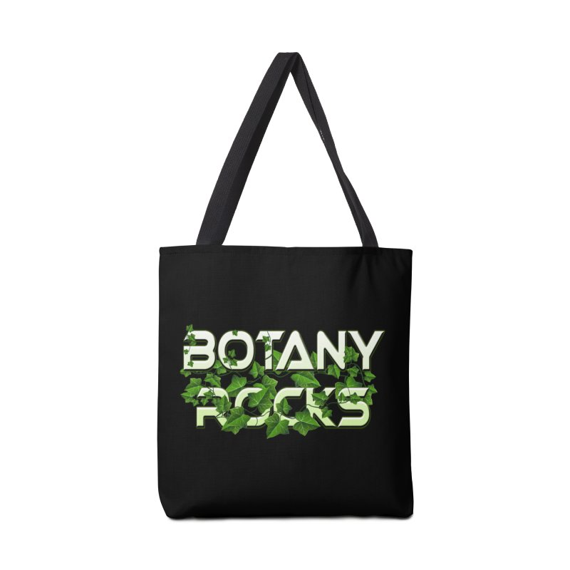 Botany Rocks Accessories Tote Bag Bag by Leading Artist Shop