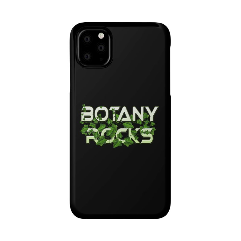 Botany Rocks Accessories Phone Case by Leading Artist Shop
