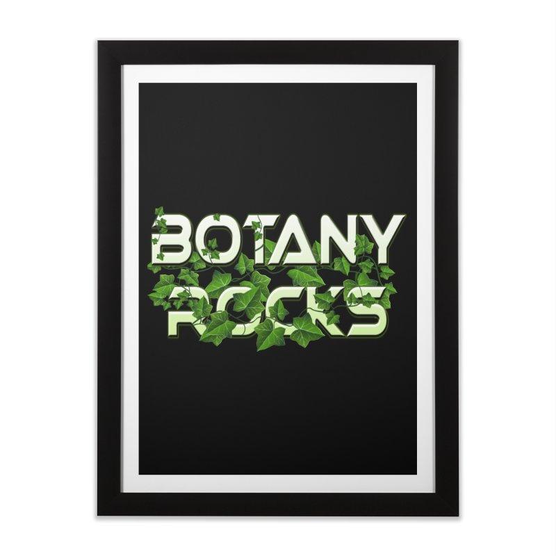 Botany Rocks Home Framed Fine Art Print by Leading Artist Shop