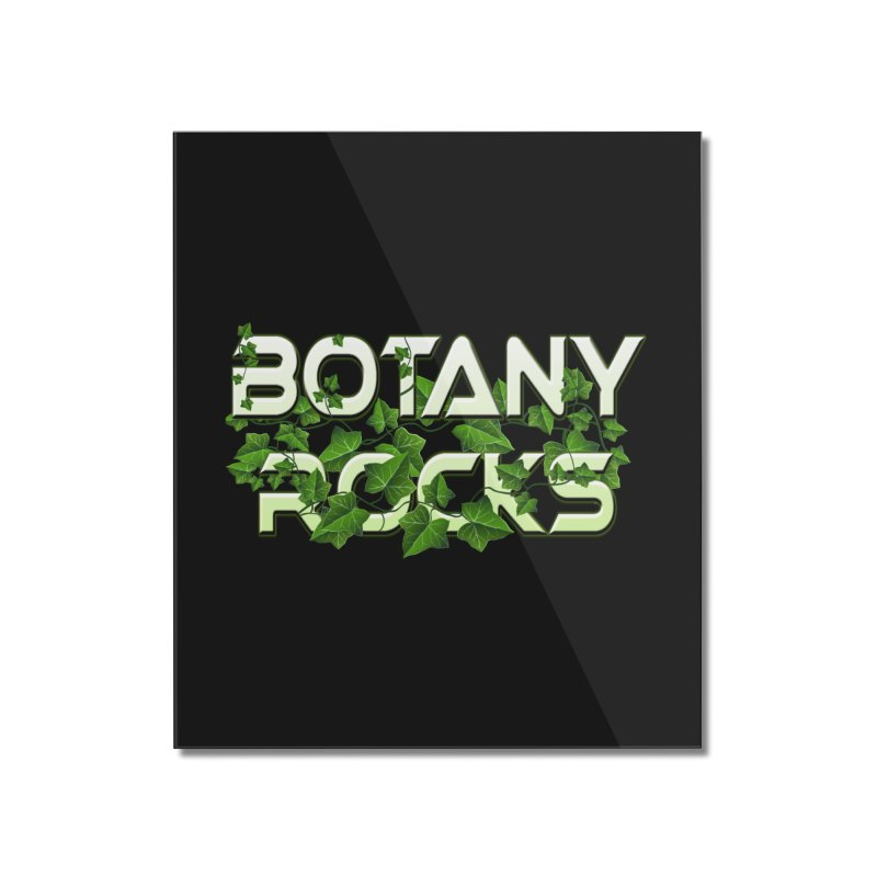 Botany Rocks Home Mounted Acrylic Print by Leading Artist Shop