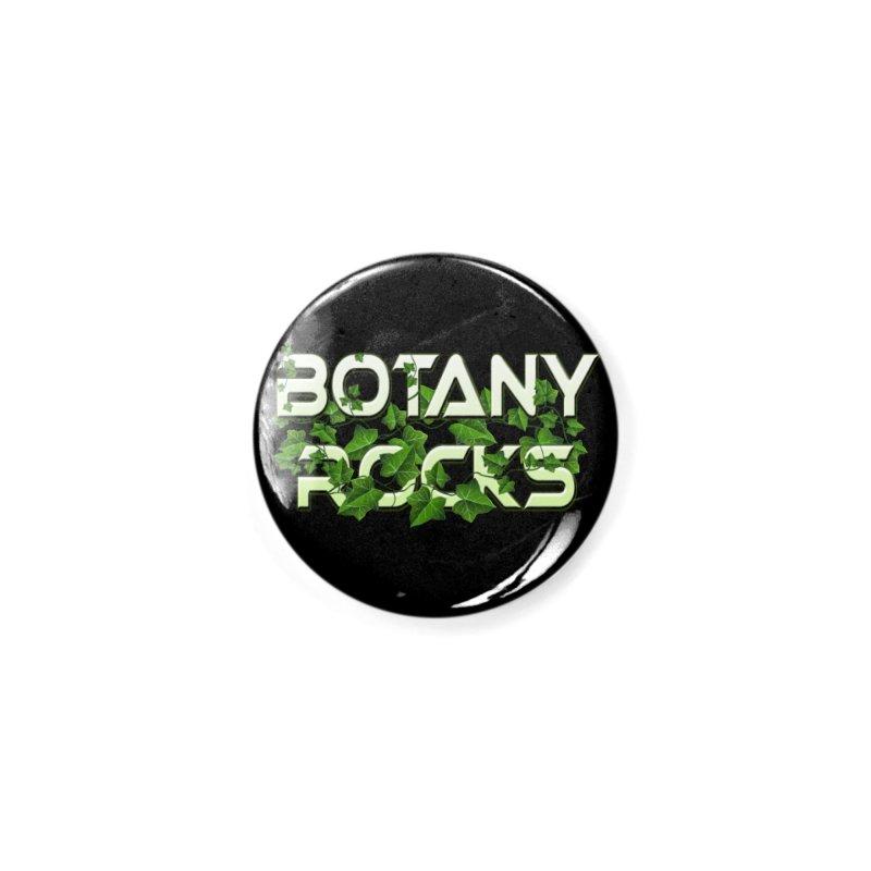 Botany Rocks Accessories Button by Leading Artist Shop