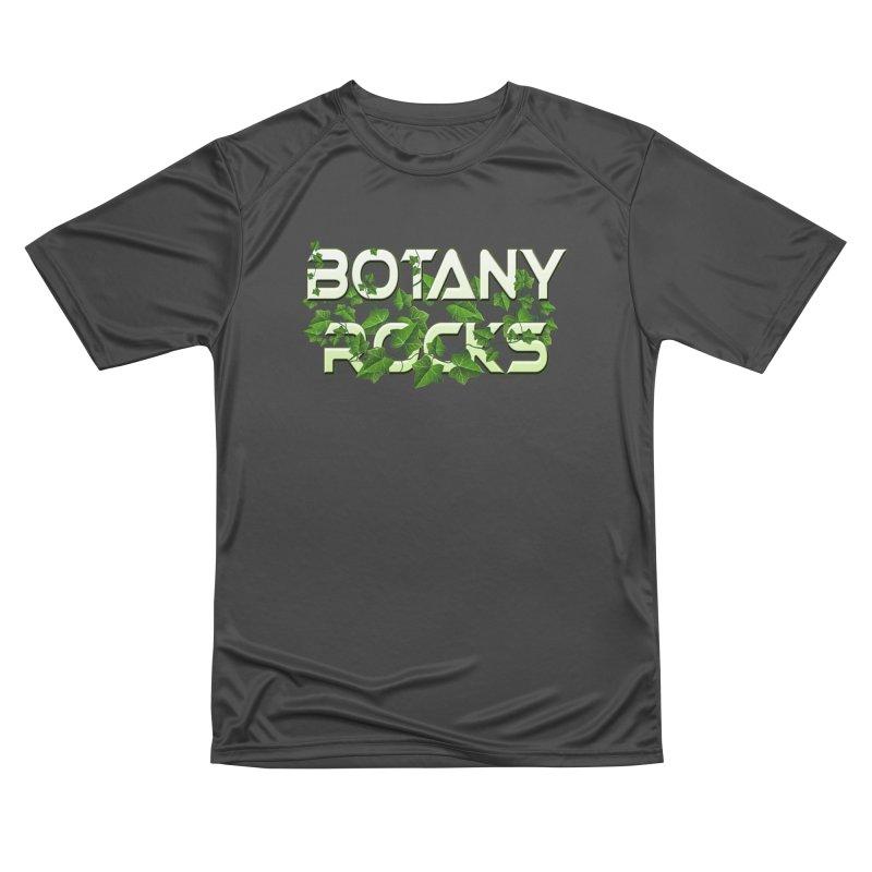 Botany Rocks Women's Performance Unisex T-Shirt by Leading Artist Shop