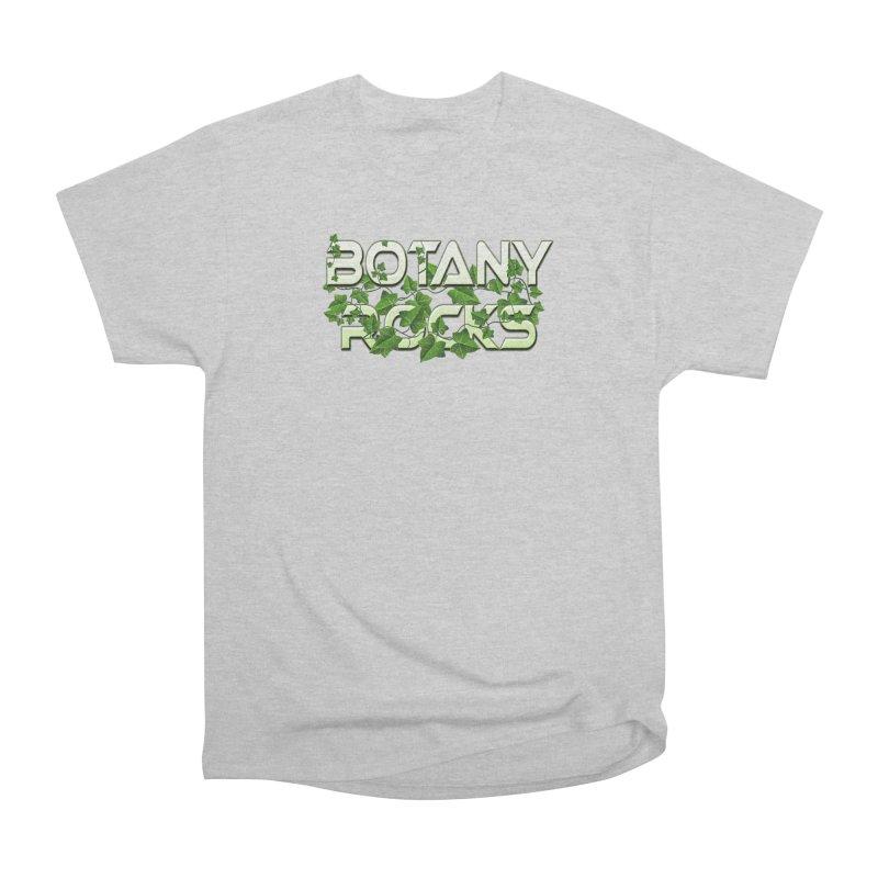 Botany Rocks Women's Heavyweight Unisex T-Shirt by Leading Artist Shop