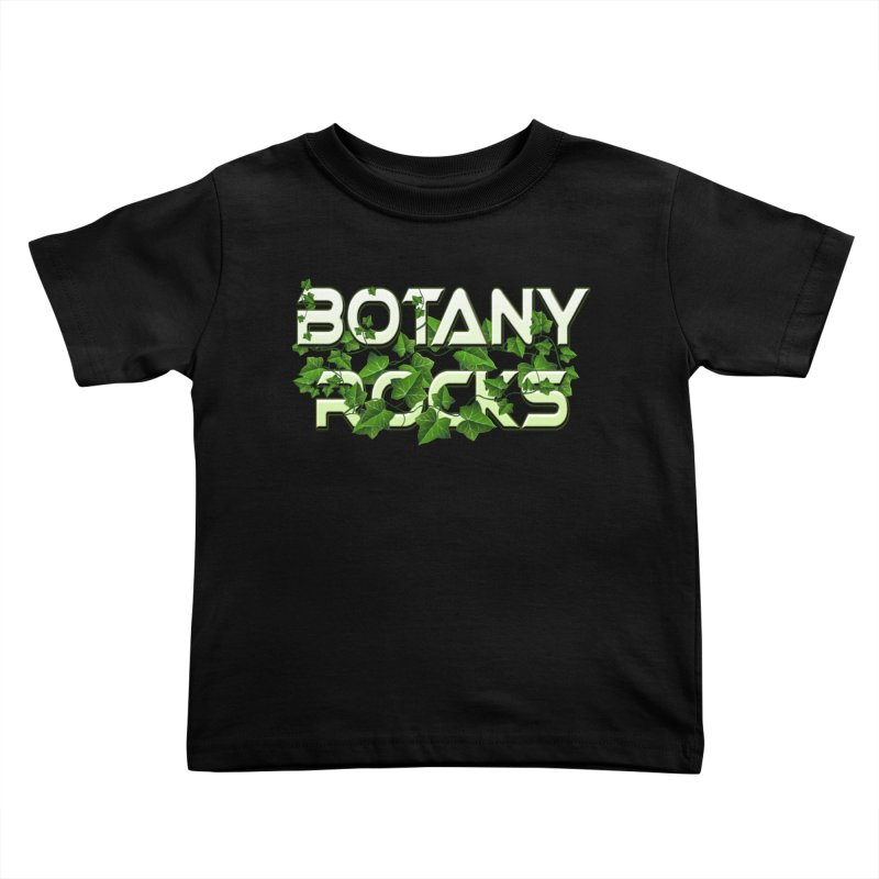 Botany Rocks Kids Toddler T-Shirt by Leading Artist Shop