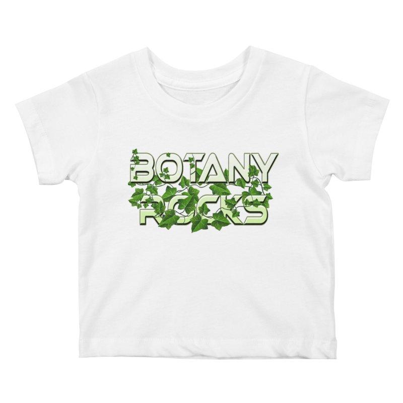 Botany Rocks Kids Baby T-Shirt by Leading Artist Shop