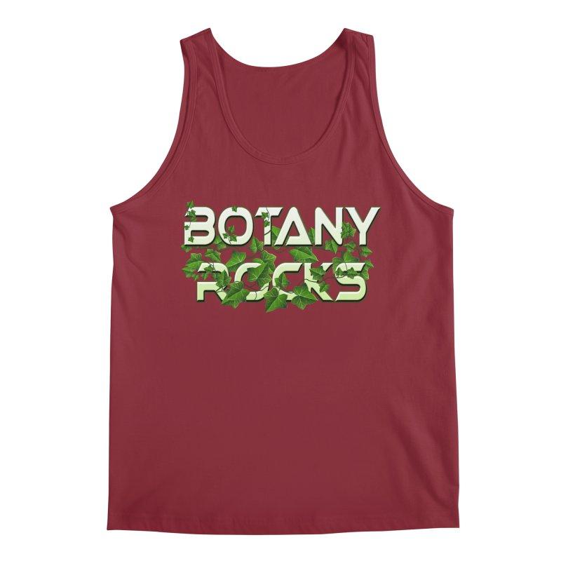 Botany Rocks Men's Regular Tank by Leading Artist Shop