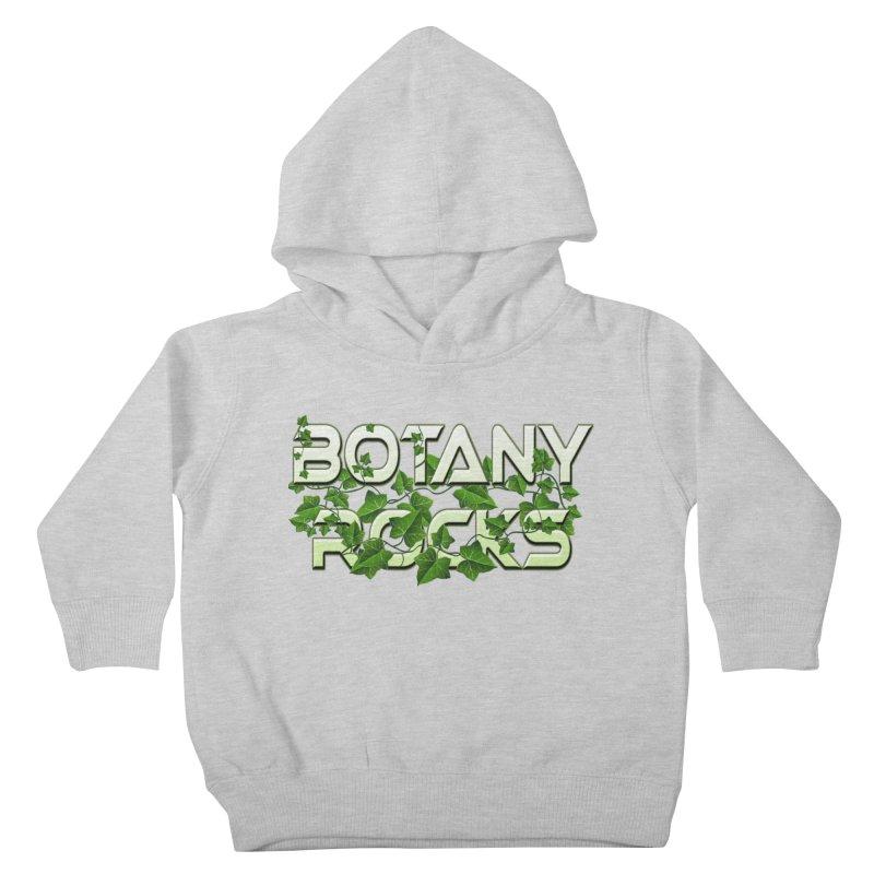 Botany Rocks Kids Toddler Pullover Hoody by Leading Artist Shop