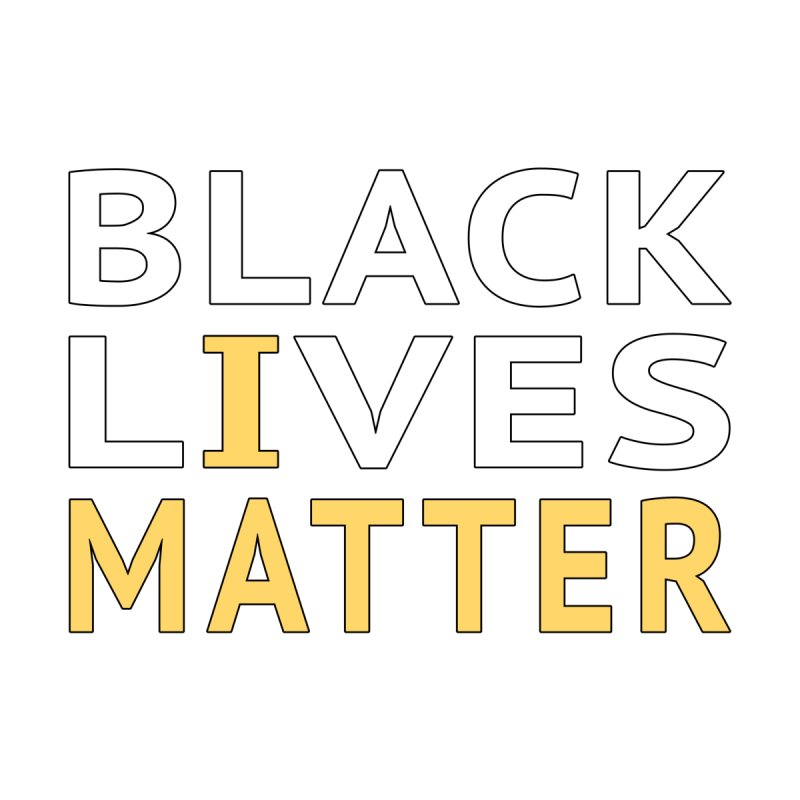 Black Lives Matter - I Matter Women's Tank by Leading Artist Shop