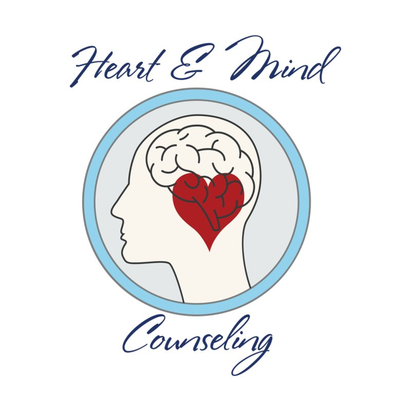 Heart and Mind Women's Tank by Leading Artist Shop