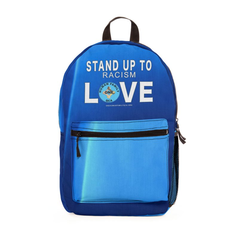 Stand Up To Racism With Love Phone Cases, Tote Bags, Stickers, & More Bag by Leading Online Shopping
