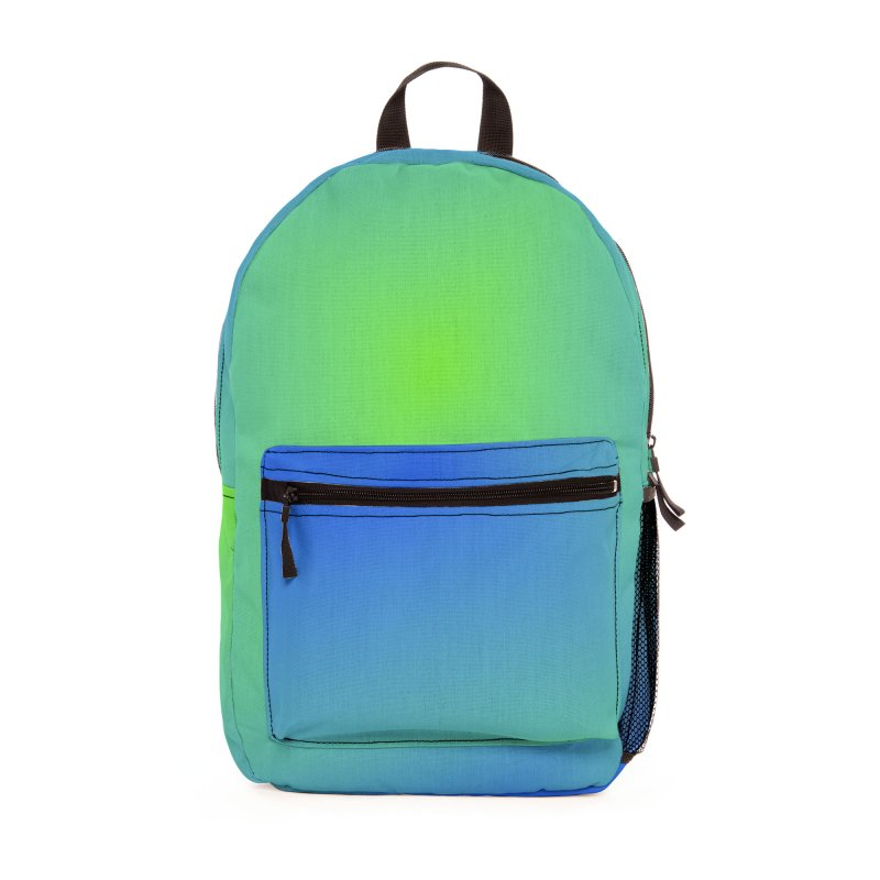 Electric Blue Green Art Phone Cases, Tote Bags, Stickers, & More Bag by Leading Online Shopping