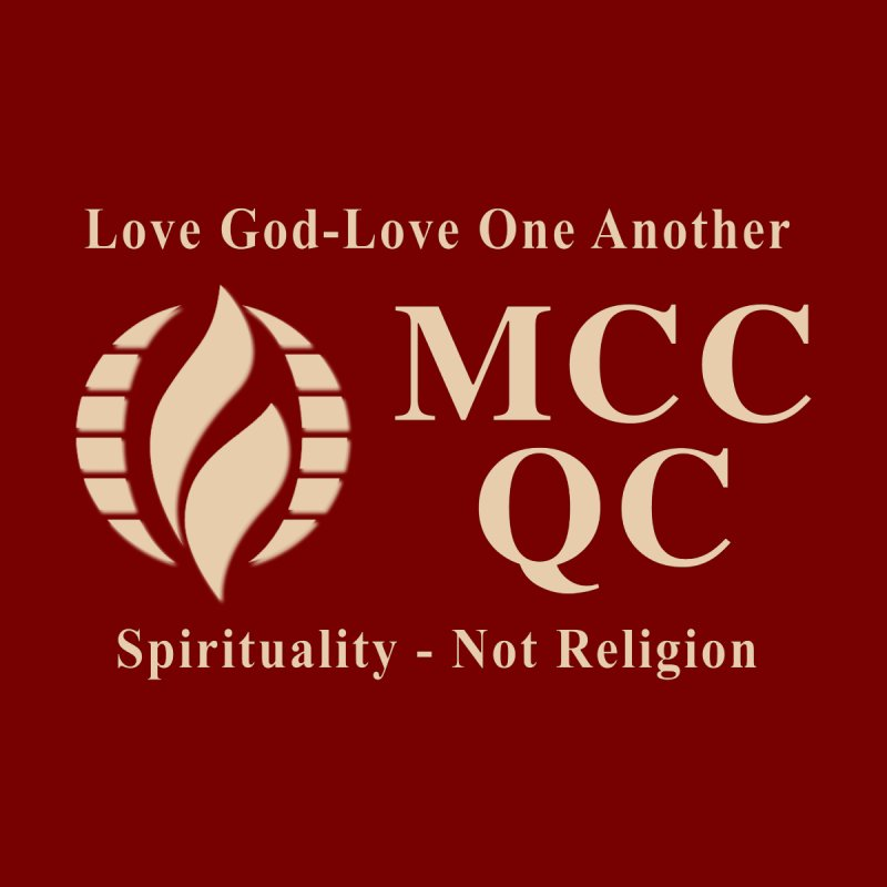 MCC Love God Love One Another Men's T-Shirt by Leading Artist Shop