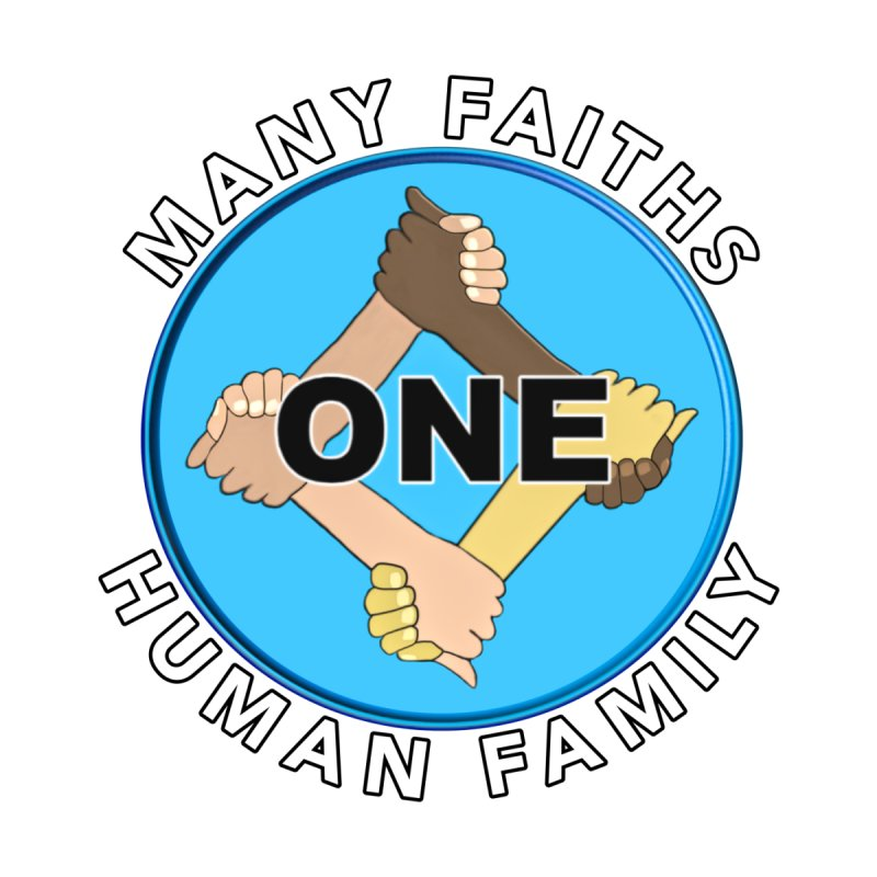 Stop Hate - One Human Family QCA Phone Cases, Tote Bags, Stickers, & More Bag by Leading Online Shopping