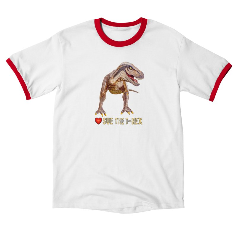 Sue The T Rex Shirts n More Women's Shirt Styles T-Shirt by Leading Online Shopping