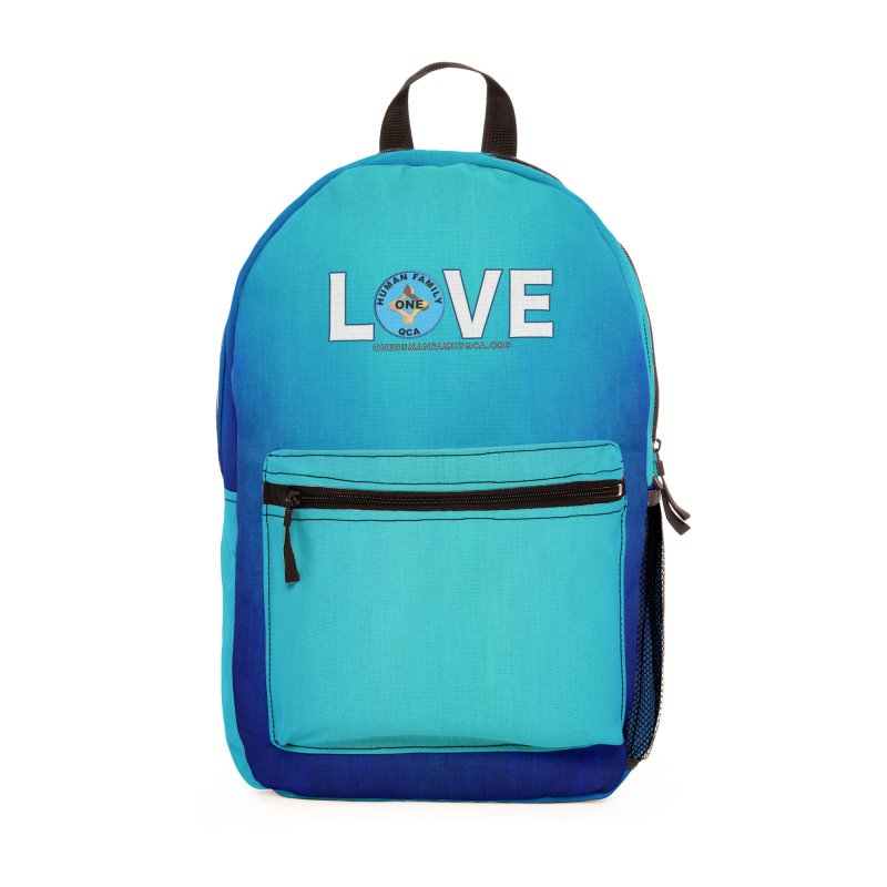 Love One Human Family Phone Cases, Tote Bags, Stickers, & More Bag by Leading Online Shopping