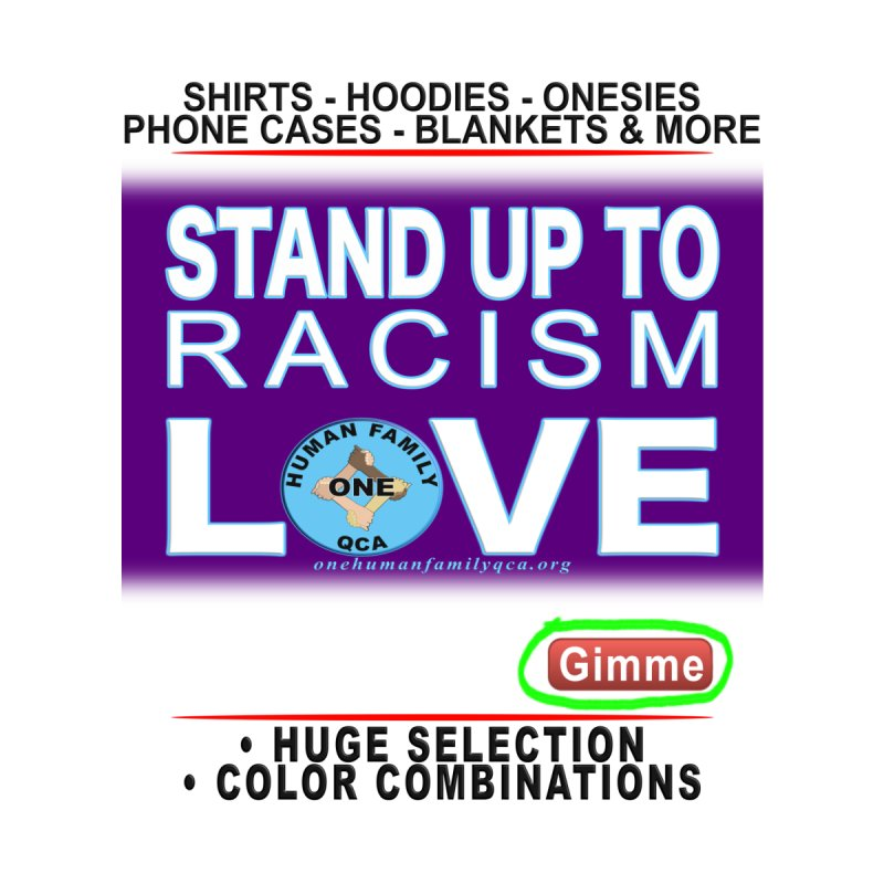 Stand Up To Racism - Love by Leading Artist Shop