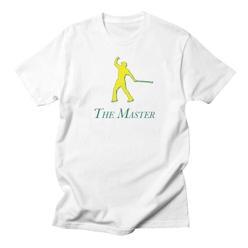 The Master Men's T-Shirt by leaguegear's Artist Shop
