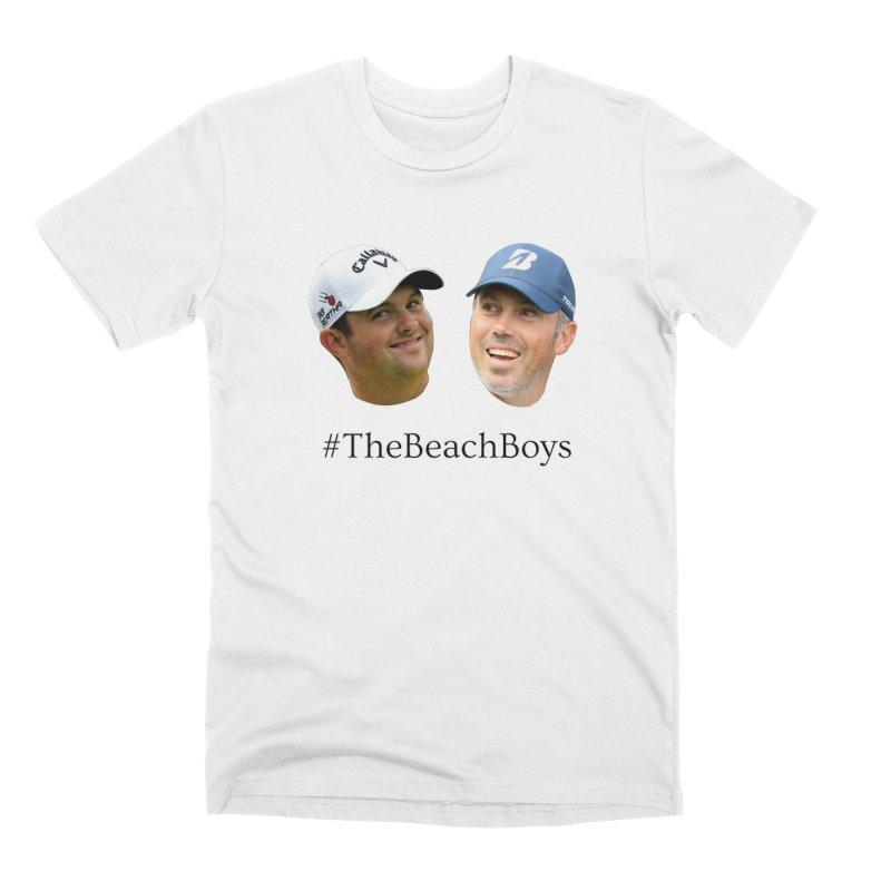 The Beach Boys Men's T-Shirt by leaguegear's Artist Shop