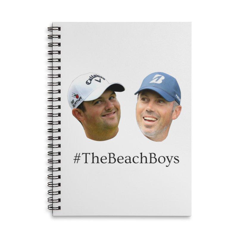 The Beach Boys Accessories Notebook by leaguegear's Artist Shop
