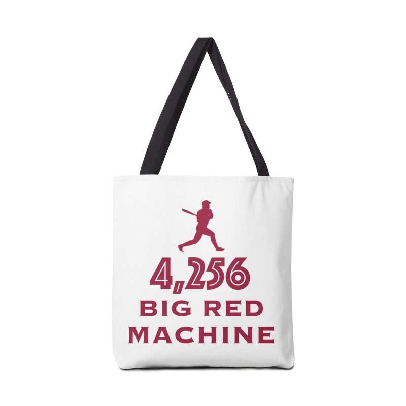 Big Red Machine Accessories Bag by leaguegear's Artist Shop