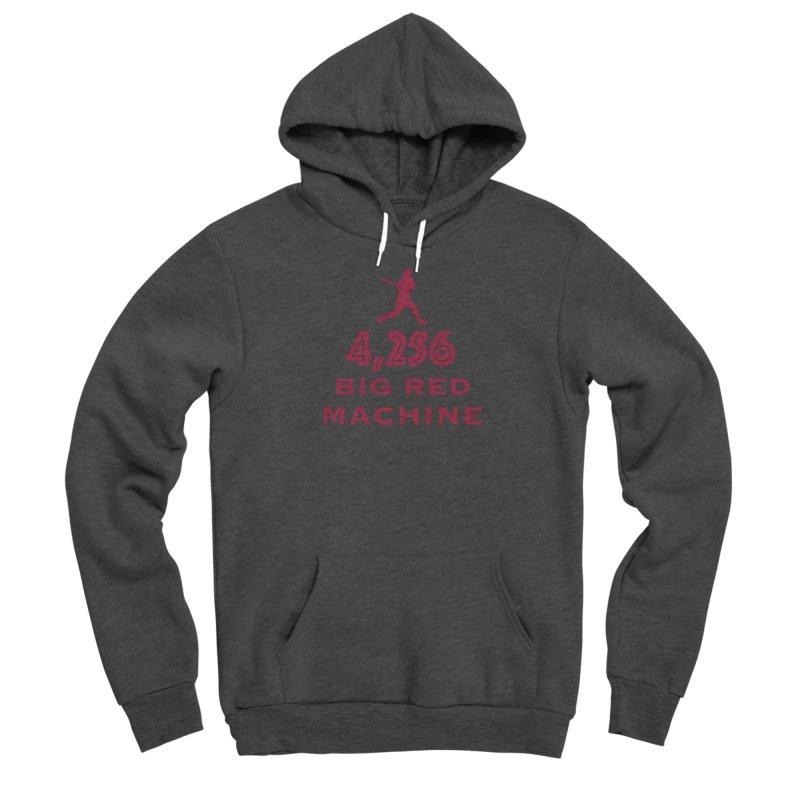 Big Red Machine Men's Pullover Hoody by leaguegear's Artist Shop