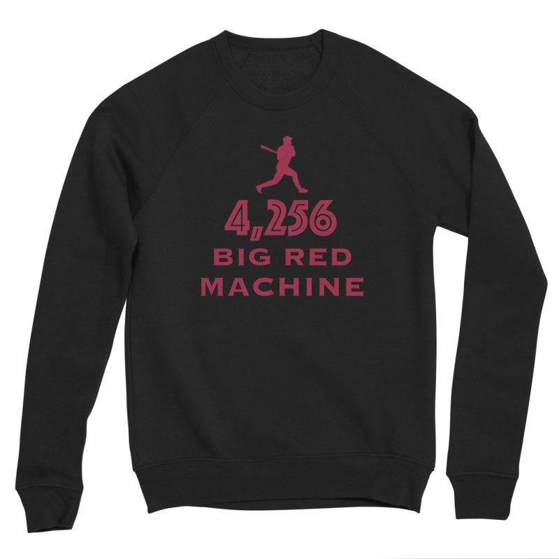 Big Red Machine Men's Sweatshirt by leaguegear's Artist Shop
