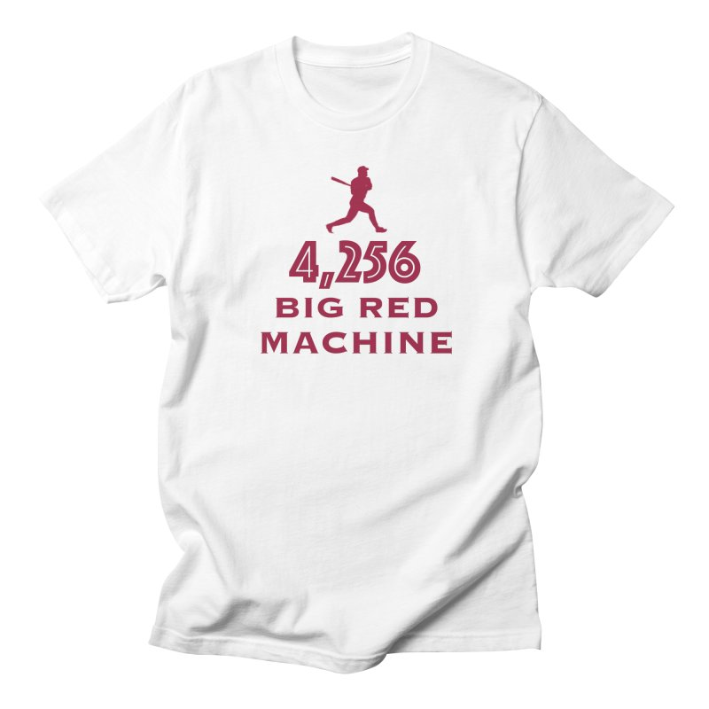 Big Red Machine Men's T-Shirt by leaguegear's Artist Shop