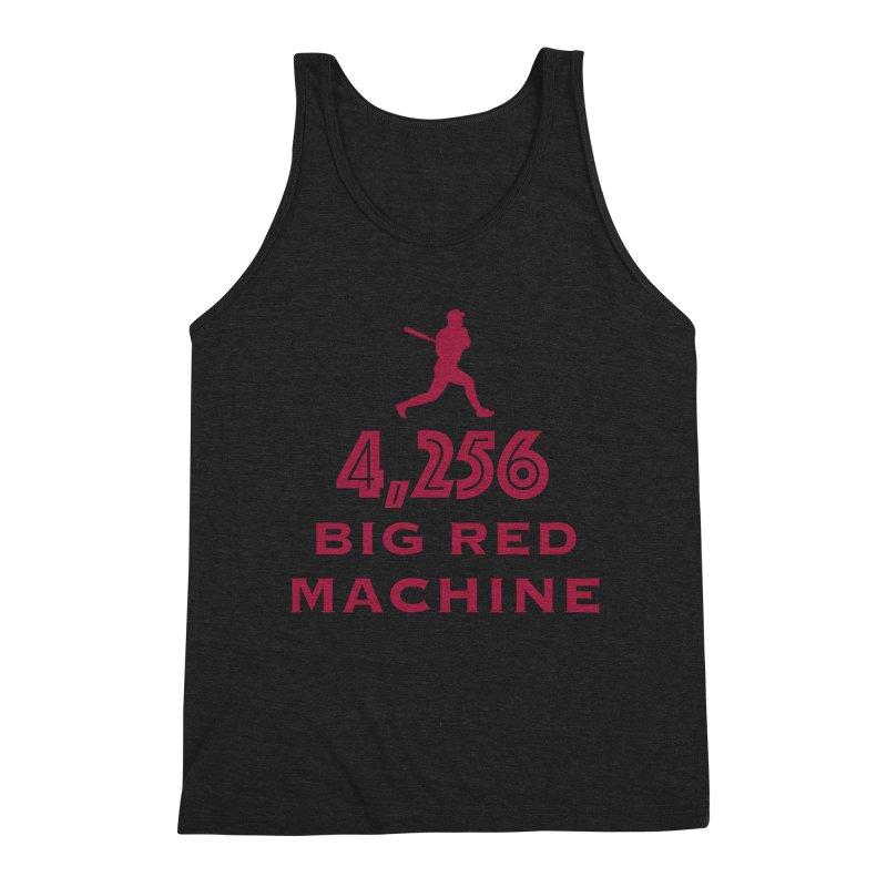 Big Red Machine Men's Tank by leaguegear's Artist Shop