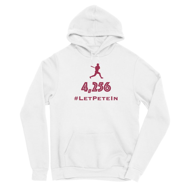 Let Pete In Men's Pullover Hoody by leaguegear's Artist Shop