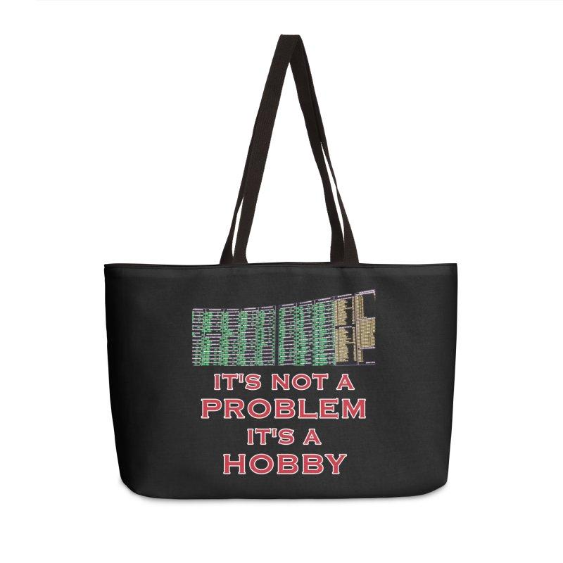 It's A Hobby Accessories Bag by leaguegear's Artist Shop