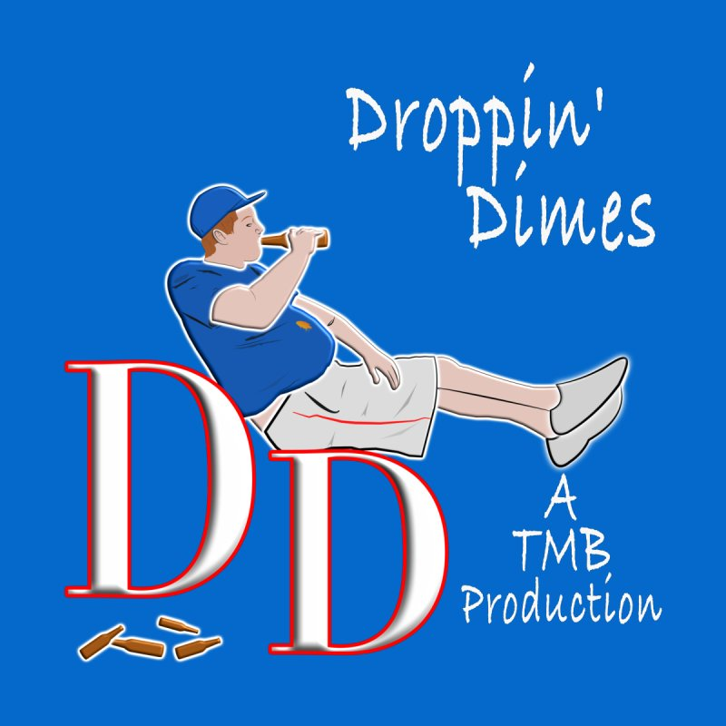 Droppin Dimes Accessories Bag by leaguegear's Artist Shop