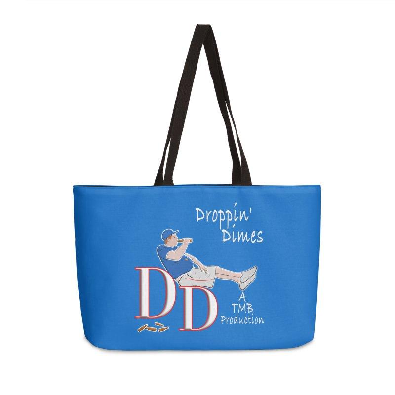 Droppin Dimes Accessories Bag by leaguegear's Artist Shop